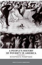 A People's History of Poverty in America (The New Press People's-ExLibrary