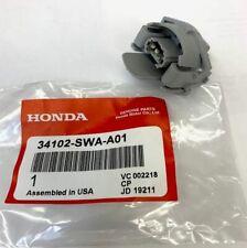Genuine Honda License Plate Tag Light Socket Housing 34102-SWA-A01