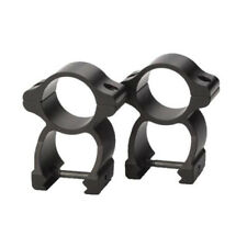 """Traditions 1"""" Blued Detachable Scope Rings"""