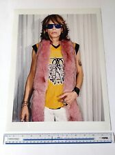 Steven Tyler & Joe Perry / Aerosmith 2 x C-type Colour Prints 16 inch x 12 inch