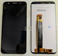 DISPLAY LCD ASUS ZENFONE MAX M1 ZB555KL ZB556KL X00PD TOUCH SCREEN VETRO NERO