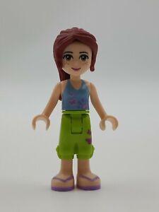 Lego Minifigure FRND016 Mia Red Hair Friends