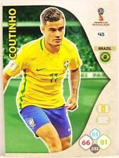 Panini Adrenalyn XL WM 2018 - #048 Coutinho - Brasilien