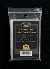 5000 UIltra CBG Pro Premium Baseball Trading Card Soft Sleeves Pokemon Football
