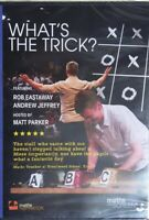 DVD What's the Trick? Maths on Screen NEW&SEALED