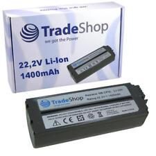 Hochleistungs  AKKU 22,2V 1400mAh Li-Ion für Canon Selphy CP-2L CS-CP2 NB-CP2LH