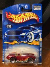 2001 Hot Wheels Shelby Cobra 427 S/C #240
