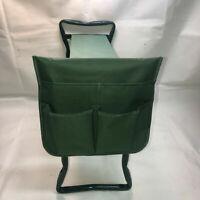Garden Kneeler Kneeling Chair Stool Tool Small Storage Bag Seat Pad Organizer