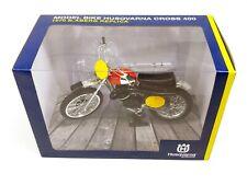 Vintage Husqvarna 1:12 Die Cast Model MX Bike CR400 Cross 400 3HS1771000 #R279