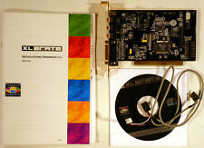 PC interne Soundkarte TerraTec XLerate PCI, TTP1 VER1.3