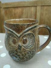 Stoneware Studio Pottery Mugs