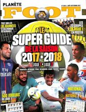 2017 2018 France Planete Foot Guide Magazine - France Football Season Preview