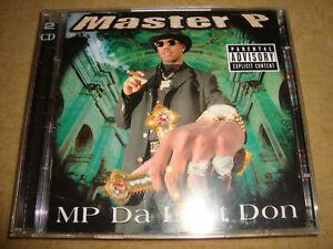 MASTER P - MP Da Last Don  (2 CDs)