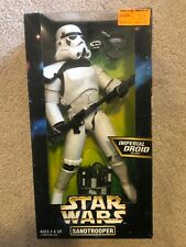 Kenner Star Wars 1997 Collection SANDTROOPER with Imperial Droid Action Figure