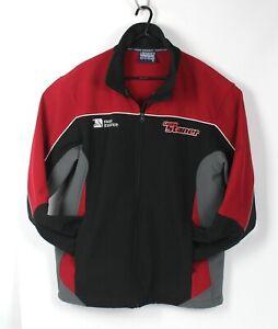 Casey Stoner #27 Mens Jacket Size XL Black & Red Full Zip Front Pockets VGC