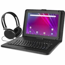 """XO Vision EGQ239BDBL 10.1""""tablet Keyboard Fc Blk"""