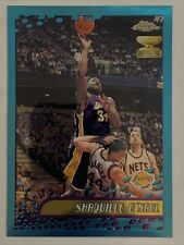 New listing 2001-02 Topps Chrome Shaquille O'Neal, Card #1, Los Angeles Lakers