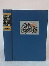 Edith Olivier  DWARF'S BLOOD 1931 3rd Printing Viking Press,