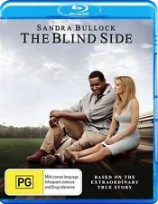 The Blind Side (Blu-ray, 2010) New, ExRetail Stock (D144)