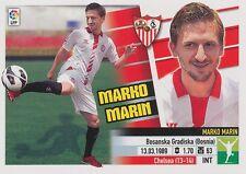 N°16 MARKO MARIN # SEVILLA.FC ULTIMOS FICHAJES STICKER PANINI ESTE LIGA 2014