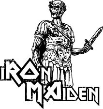 Sticker Iron Maiden 108 - 57x60 cm
