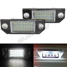 LED NUMBER LICENSE PLATE LIGHTS LAMP For FORD FOCUS C-MAX MK2 ERROR FREE