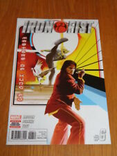 IRON FIST #6 MARVEL COMICS OCTOBER 2017 NM (9.4)