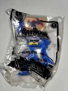 2010 McDonald's Happy Meal Toy - Batman The Brave and The Bold- Batman Toy- #1