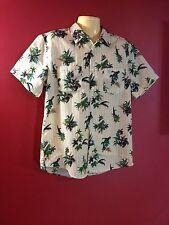 POINT ZERO Orange Label Men's Classic Fit Button Front shirt - Size Medium - NWT