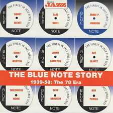 The Blue Note Story 1939-50 the 78 era (Earl Hines, Bud Powell) Various 1992 CD