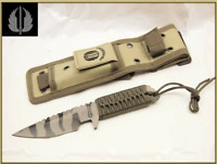 STRIDER Airborne Hunting Camping Fishing Fixed Blade Survival Knife