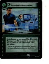 STAR TREK 2E CCG 8A7 REMARKABLE  REGENERATION ARCHIVE FOIL, TO BOLDLY GO, CARD