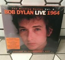 Bob Dylan  Bootleg Series 6 Philharmonic Hall 1964 SEALED + Booklet 1st issue