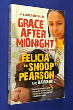 GRACE AFTER MIDNIGHT Felicia Pearson SNOOP FROM THE WIRE Drugs True Crime Book
