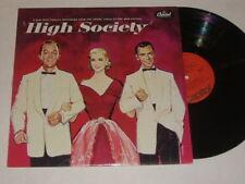 'HIGH SOCIETY' Australian Soundtrack LP - Grace Kelly, Sinatra, Bing Crosby