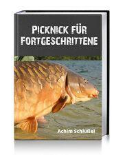 Achim Schlüßel Buch Picknick für Fortgeschrittene Angelbuch