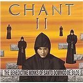 Gregorian Chant - Chant II (Benedictine Monks of San Dominigo De Silos (CD 1996)