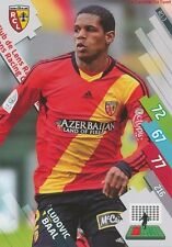 RCL-03 LUDOVIC BAAL # RC.LENS CARD ADRENALYN FOOT 2015 PANINI