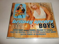 CD  Britney Spears  ‎– Boys (Co-Ed Remix)