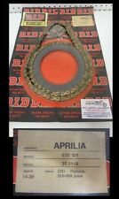 KIT CATENA CORONA PIGNONE Chain Crown Pinion APRILIA ETX 125 DID Z 14-39
