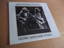 Crosby, Nash And Young – Waterbrothers (1972) rare live LP TAKRL Not Tmoq SEALED
