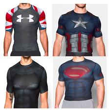 Men's UNDER ARMOUR Alter Ego Suit Compression Shirt Short Sleeve M-2XL