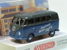 "Wiking VW T1 Bus ""Zweirad Heinz"", Nr. 4 - 0788 06 - 1:87"