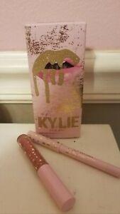 Kylie Jenner lip kit Sweater Weather Mini set New In Box