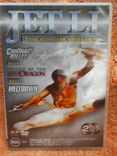 CONTRACT KILLER/LEGEND OF RED DRAGON/MELTDOWN JET LI 2 CDISC BOXSET MA R4 DVD