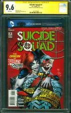 Suicide Squad 7 CGC SS 9.6 Clayton Henry Harley Quinn Origin Cover 2012 new 52