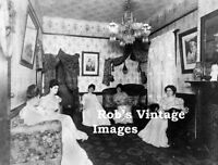 Klondike Old West Climax Parlor House Brothel Girls Soiled Doves 1898 photo