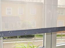 Scheibengardine   Breite 70 cm x Höhe 68 cm -  neu  - modern
