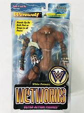WETWORKS Werewolf Deluxe Action Figure McFarlane Toys NEW Vintage 1995