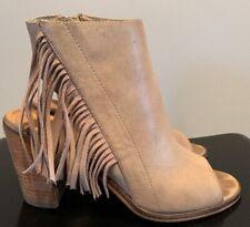 97b14923a4beab Very Volatile Women s Bootie Sandals Fringe 3